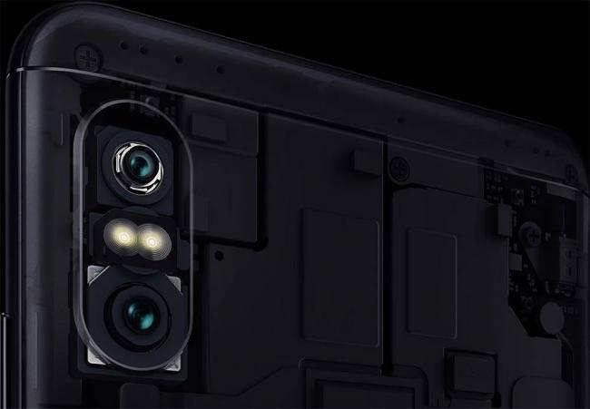 Основная камера Xiaomi Redmi Note 5