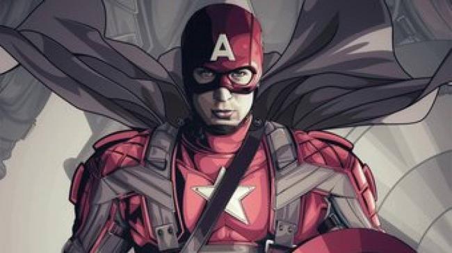 Лучшие обои Капитан Америка в HD 5